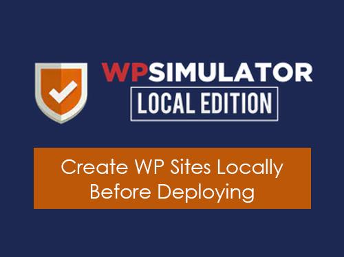 WP Simulator