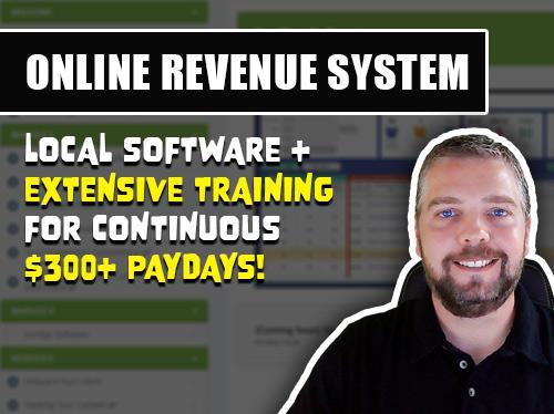 online revenue system review
